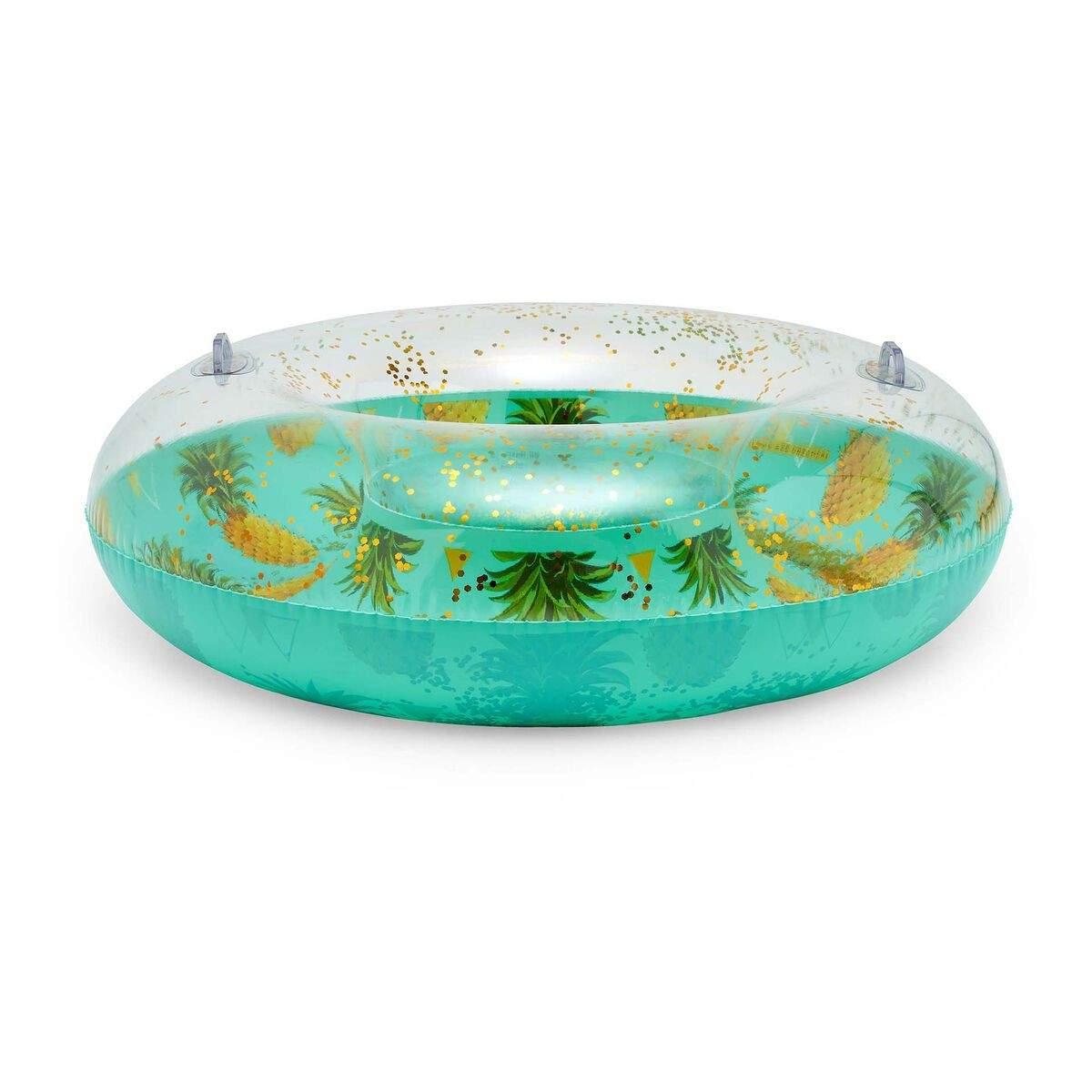 Legami SWIM0003 Φουσκωτό Θαλάσσης - Ανανάς Yellow/Blue