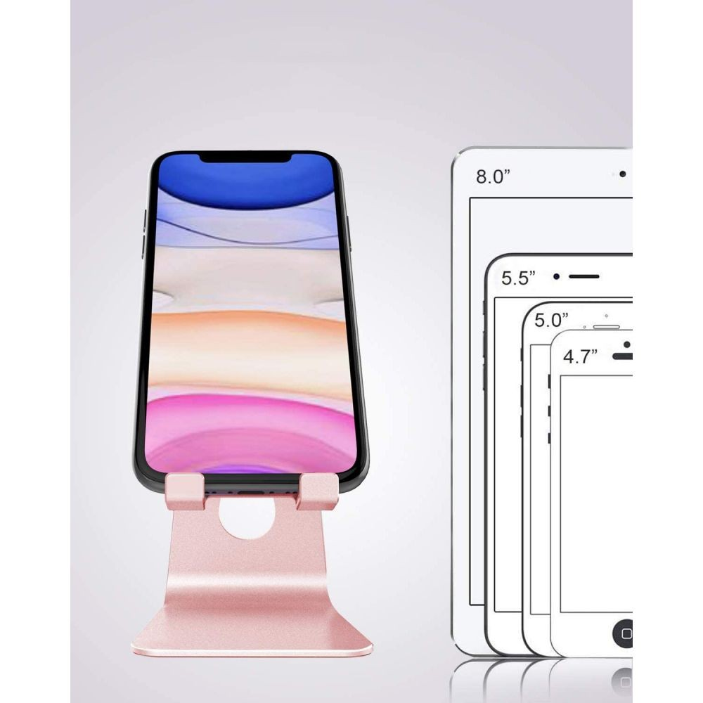 Tech-Protect Z4A Universal Stand Holder Rose Gold