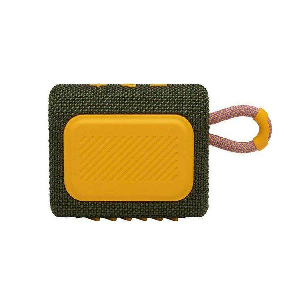 JBL GO 3 Ασύρματο Ηχείο Bluetooth V5.1 Green